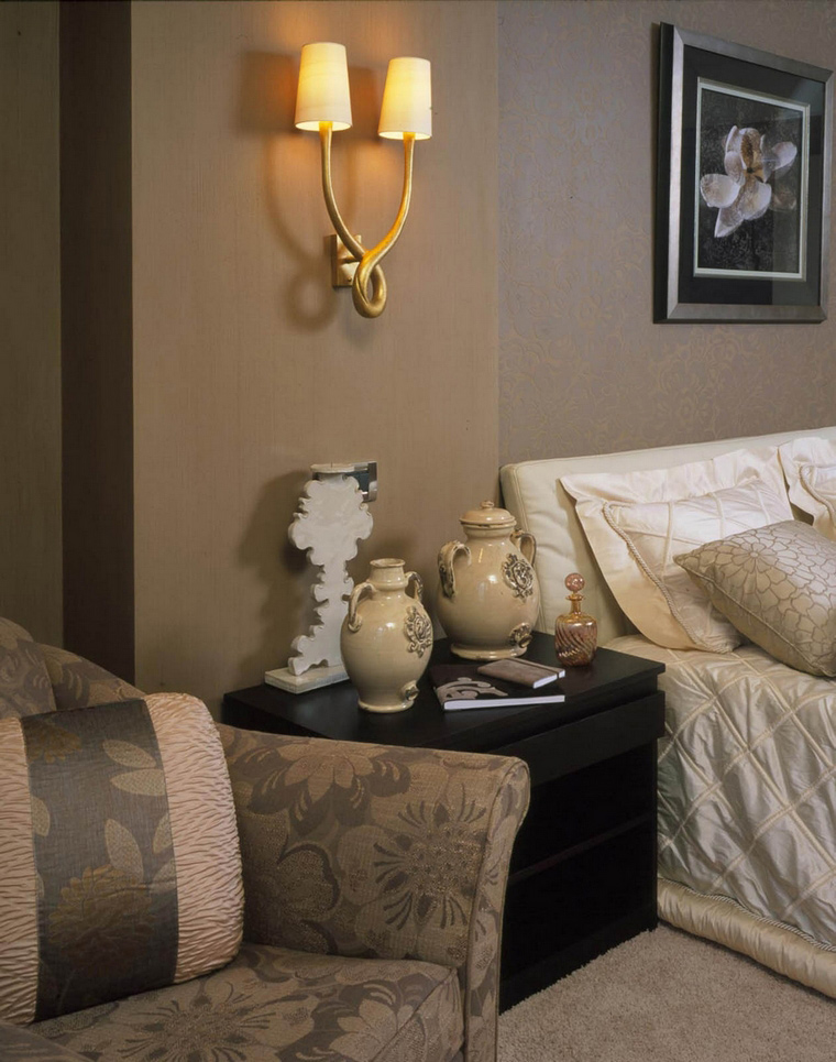 интерьер спальни - фото № 62968