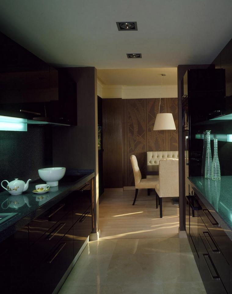 Фото № 63002 кухня  Квартира