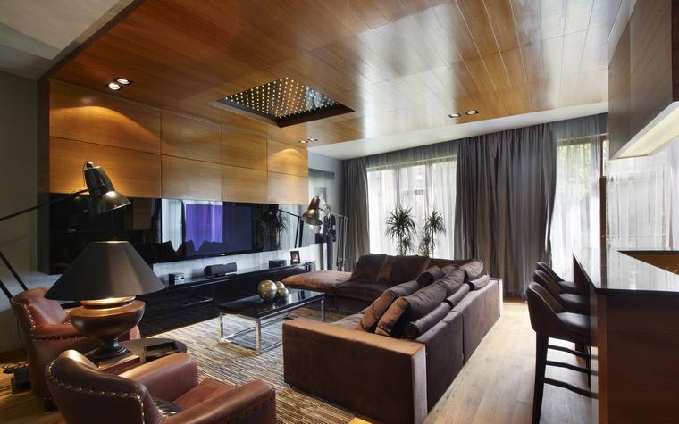 Фото № 62973 гостиная  Квартира