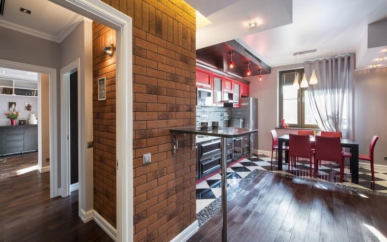 Квартира. кухня из проекта , фото №63010