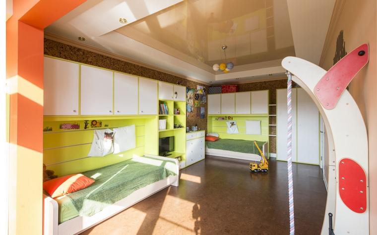 Квартира. детская из проекта , фото №63015