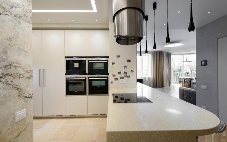 интерьер кухни - фото № 63075