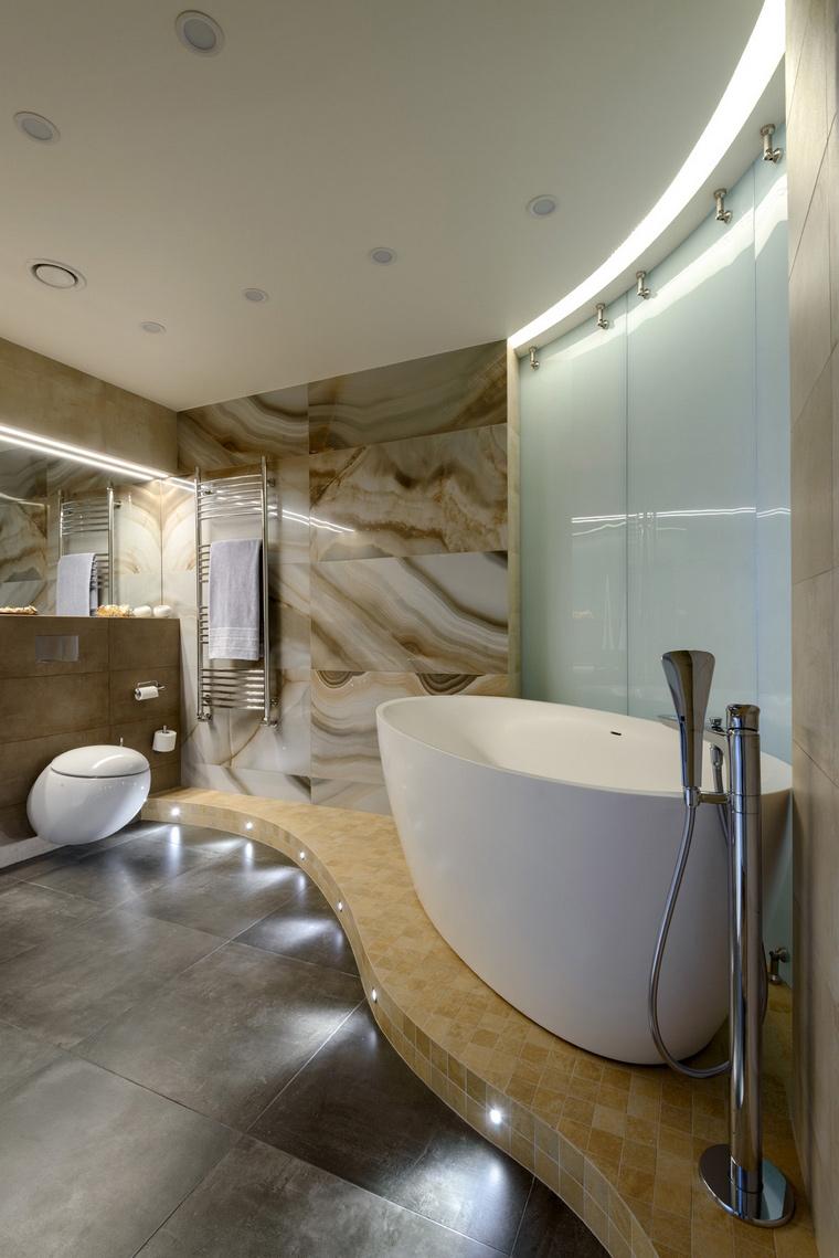 Фото № 63096 ванная  Квартира