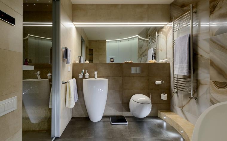 Фото № 63097 ванная  Квартира