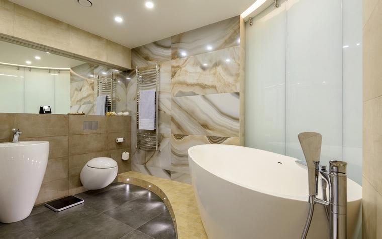 Фото № 63100 ванная  Квартира