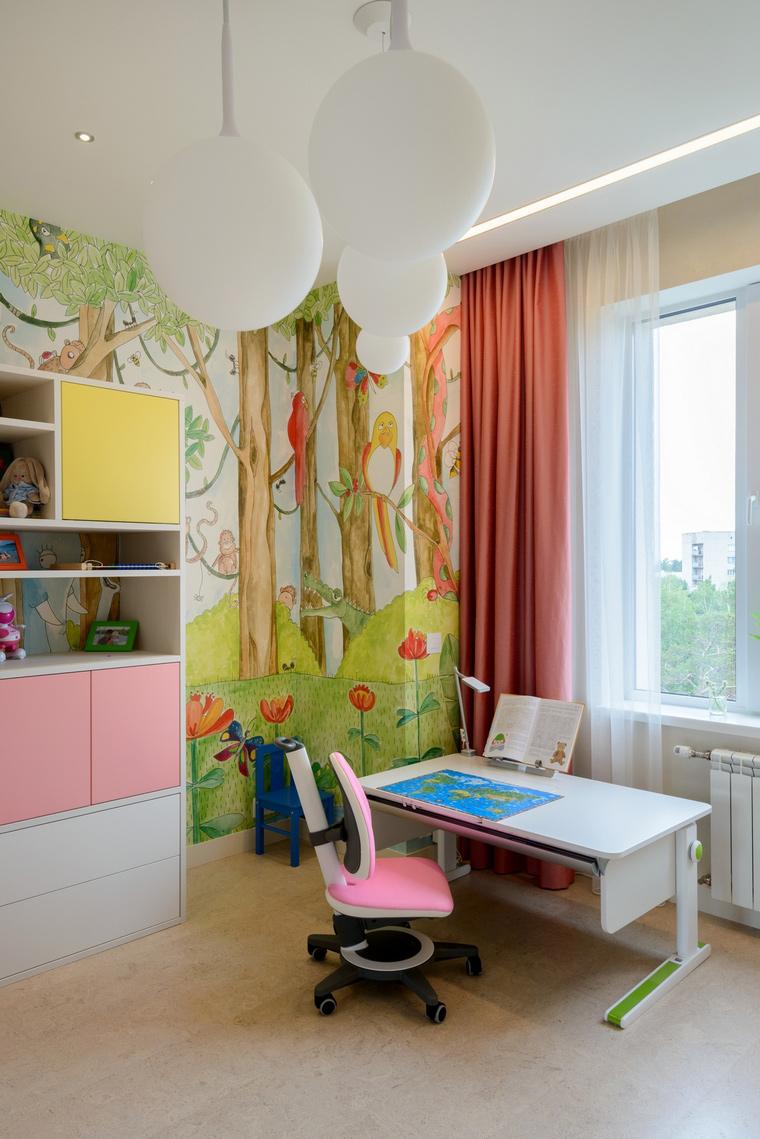 Фото № 63085 детская  Квартира