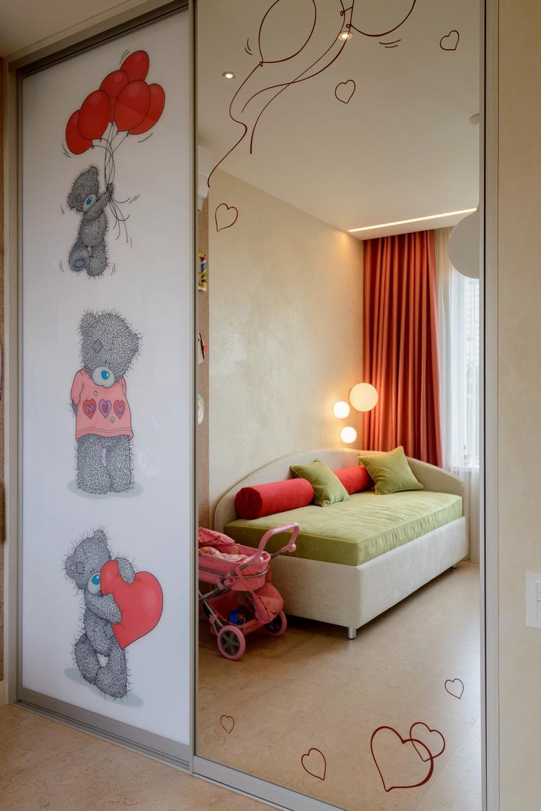 Фото № 63086 детская  Квартира