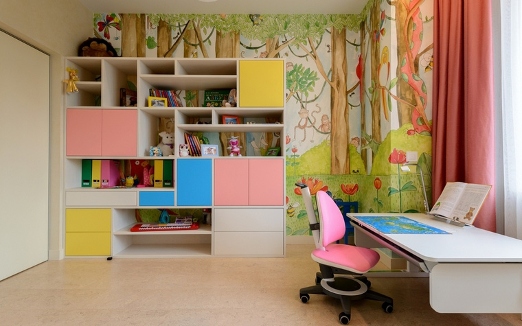 Фото № 63088 детская  Квартира