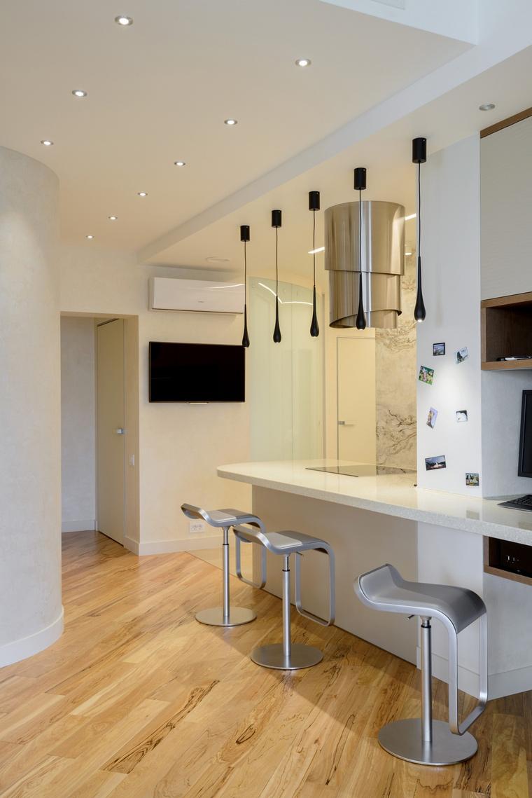 Фото № 63078 кухня  Квартира