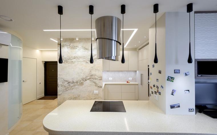 Фото № 63074 кухня  Квартира