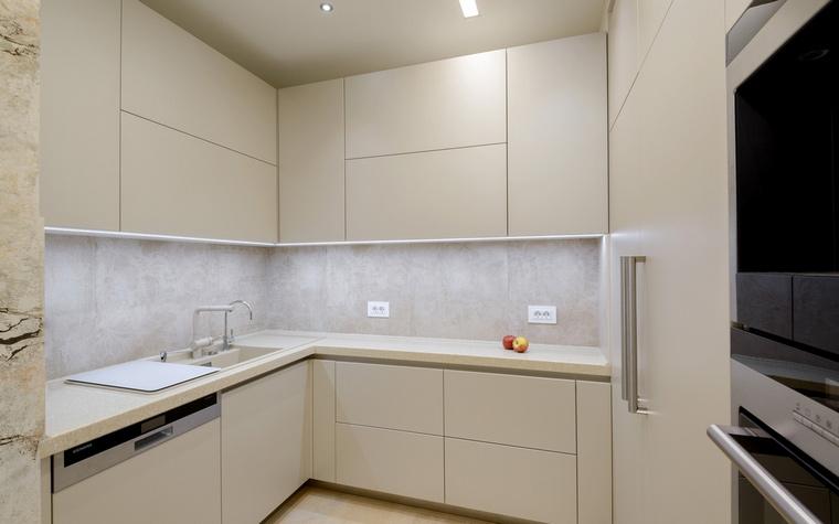 Фото № 63080 кухня  Квартира