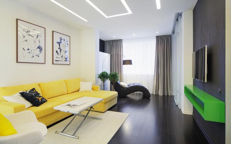 Фото № 63116 гостиная  Квартира