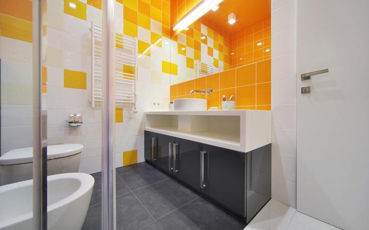 Фото № 63124 ванная  Квартира