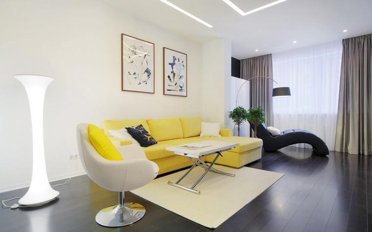 Фото № 63117 гостиная  Квартира