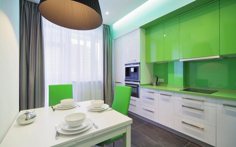 Фото № 63118 кухня  Квартира