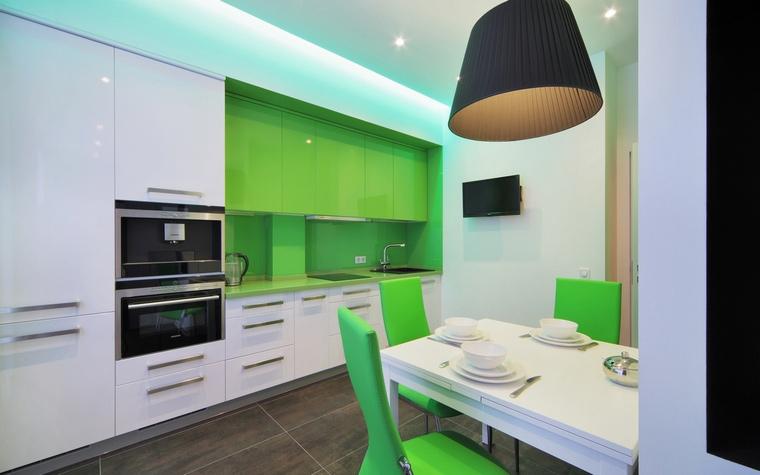 Фото № 63119 кухня  Квартира