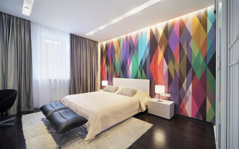 Фото № 63120 спальня  Квартира