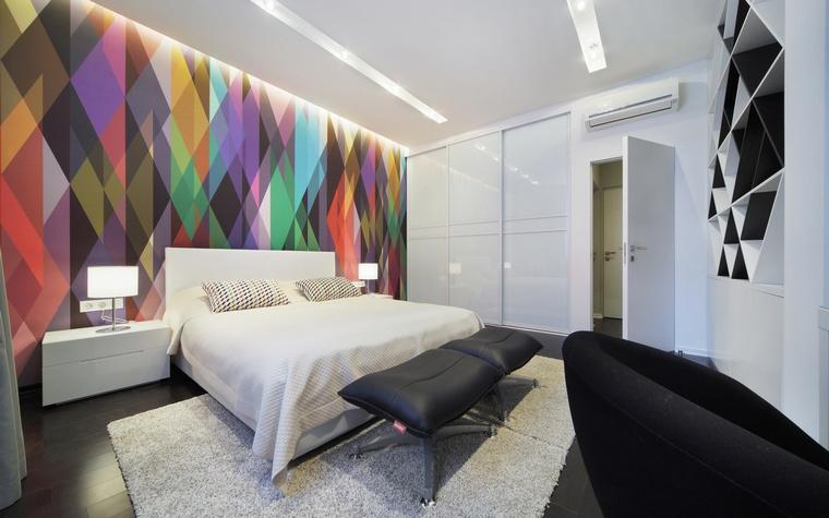 Фото № 63121 спальня  Квартира
