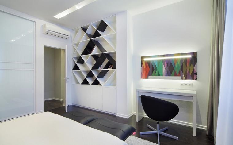 Фото № 63122 спальня  Квартира