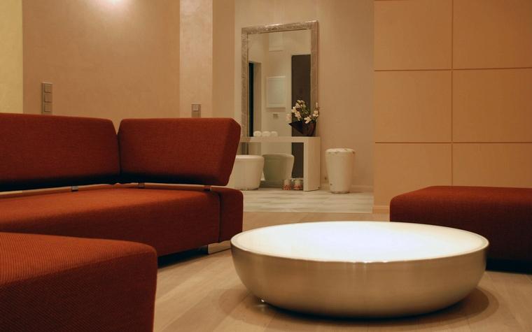 интерьер гостиной - фото № 63130