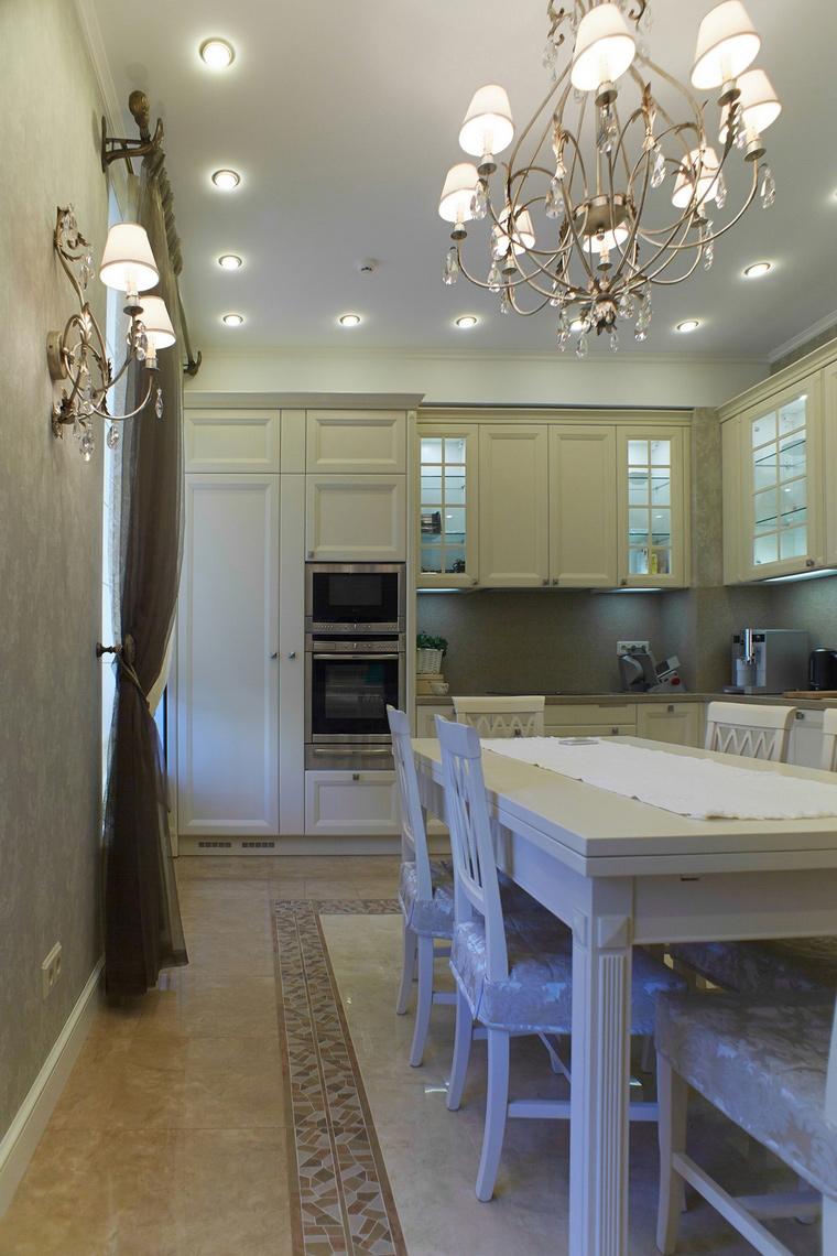 Квартира. кухня из проекта , фото №63137