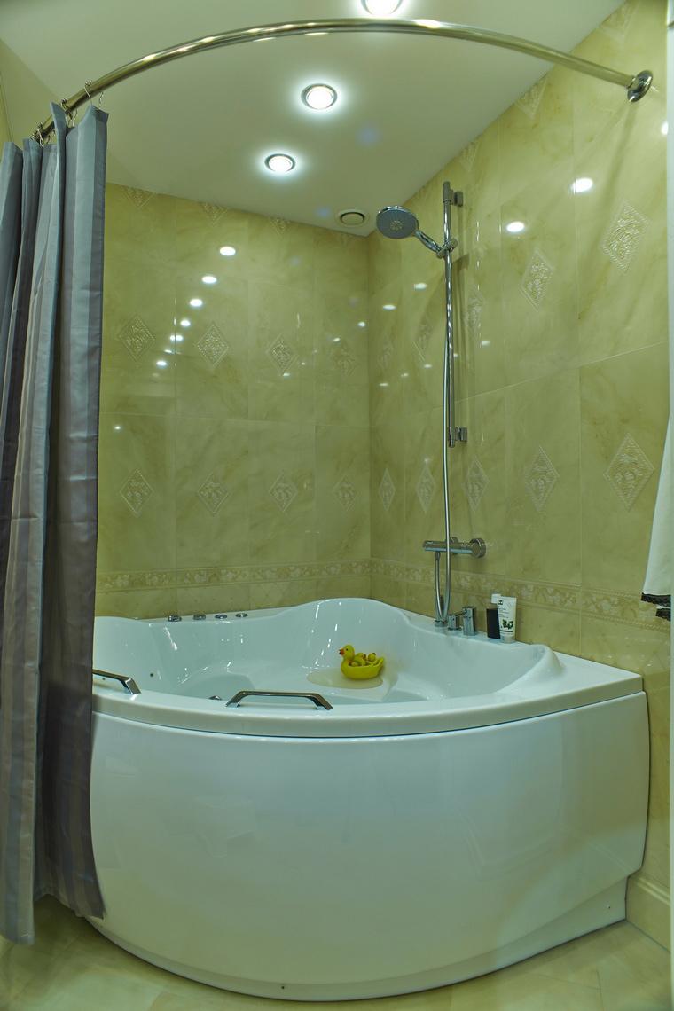 Квартира. ванная из проекта , фото №63146