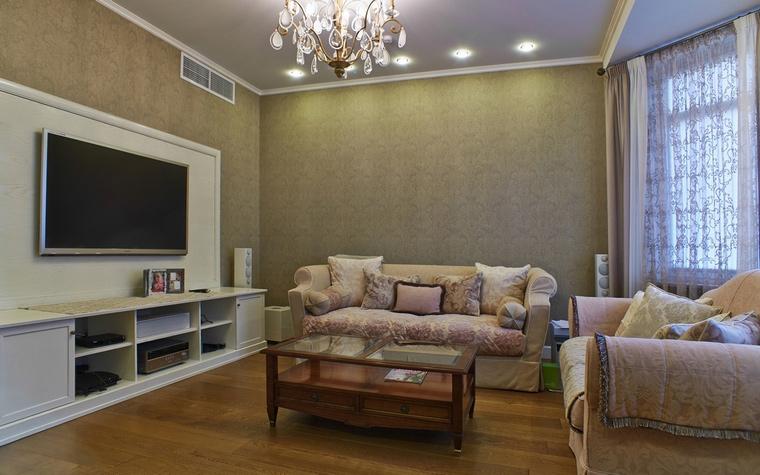 Фото № 63148 гостиная  Квартира