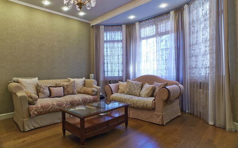 интерьер гостиной - фото № 63149