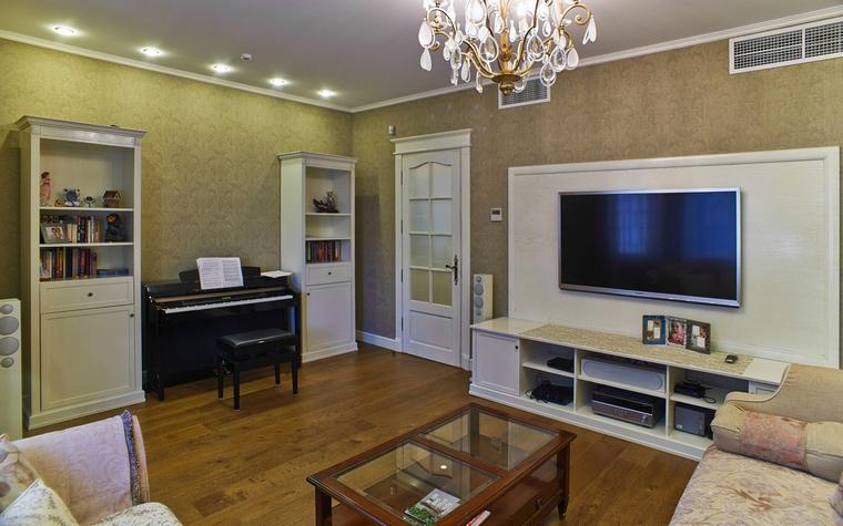 интерьер гостиной - фото № 63150