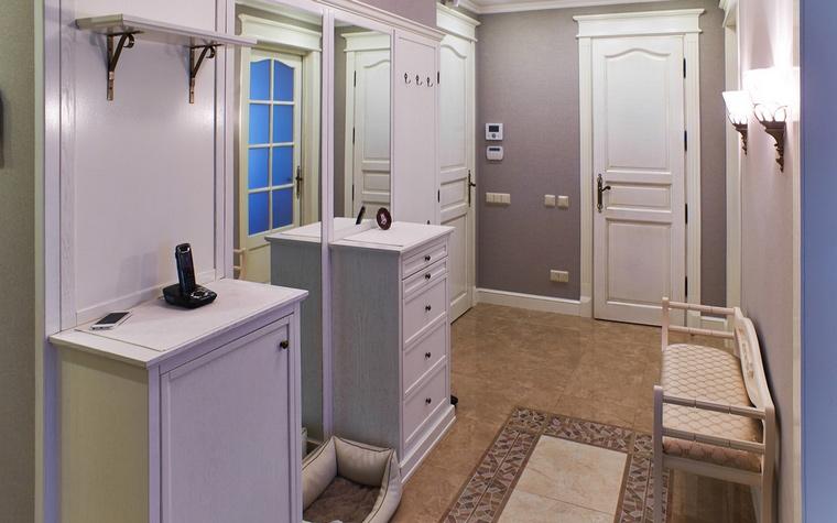 Квартира. холл из проекта , фото №63152