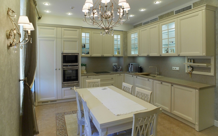 Квартира. кухня из проекта , фото №63138