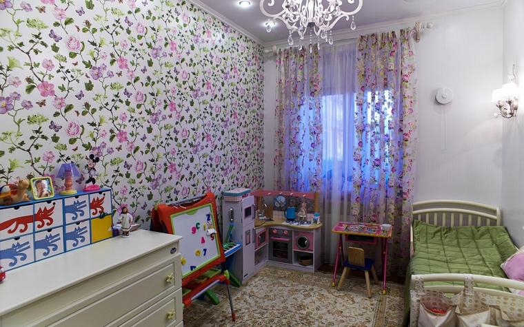 Квартира. детская из проекта , фото №63158