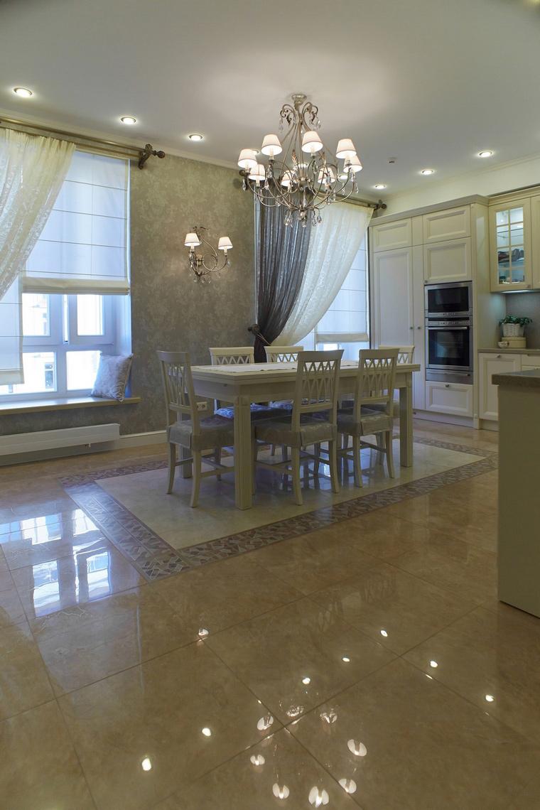 интерьер кухни - фото № 63140