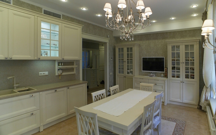 интерьер кухни - фото № 63142