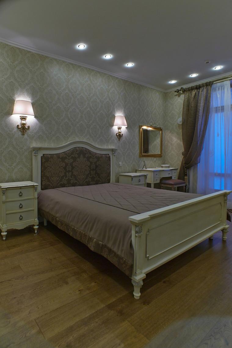 Фото № 63144 спальня  Квартира