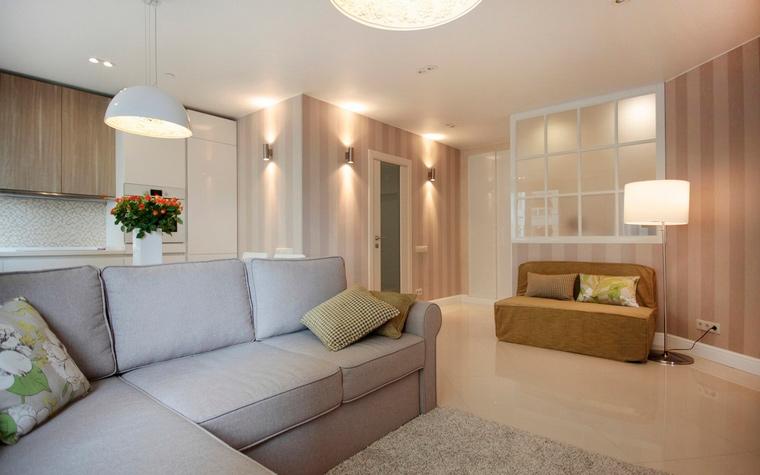 интерьер гостиной - фото № 63167