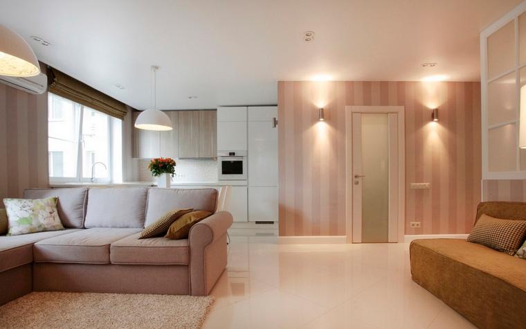 интерьер гостиной - фото № 63168