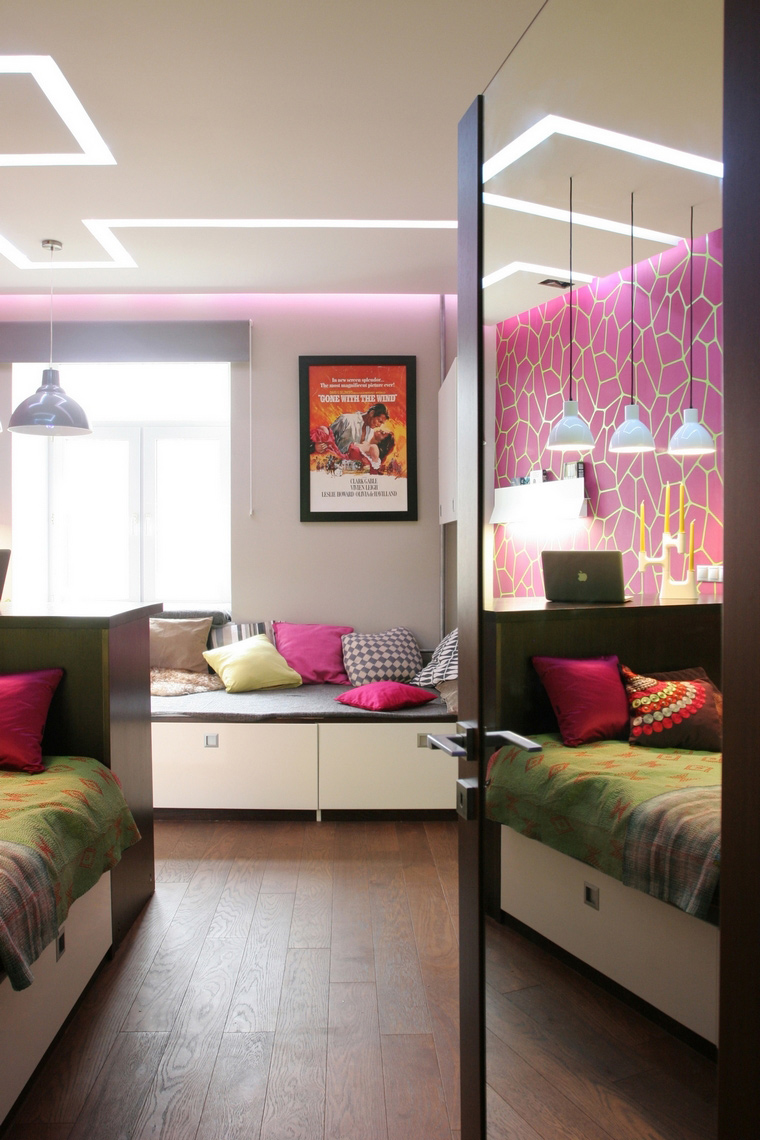 Фото № 63192 спальня  Квартира