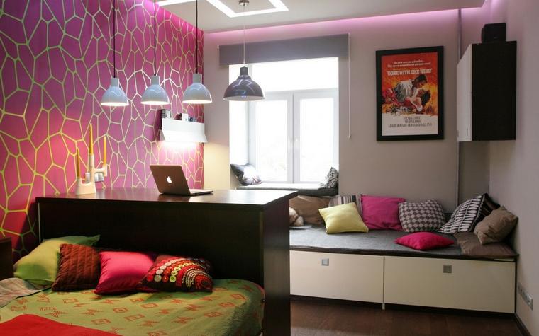Фото № 63193 спальня  Квартира