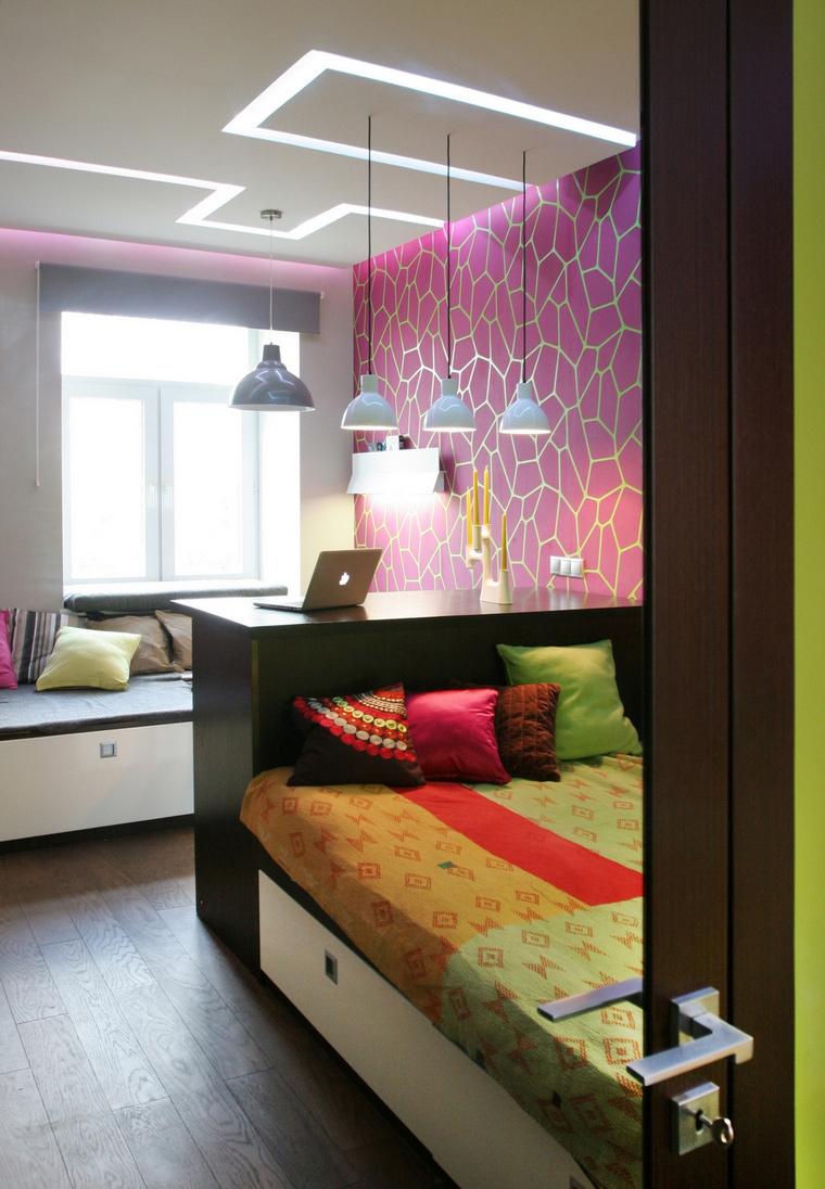 Фото № 63196 спальня  Квартира