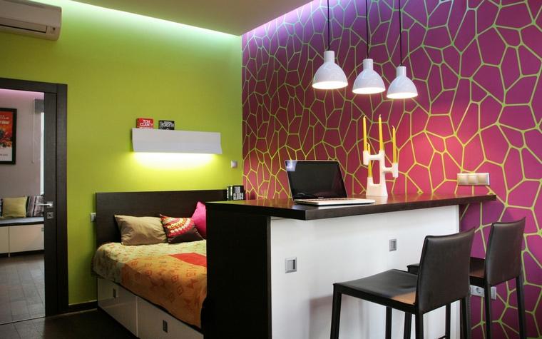 Фото № 63197 спальня  Квартира