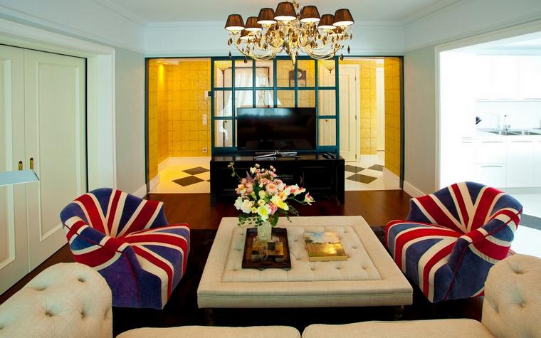 интерьер гостиной - фото № 63185