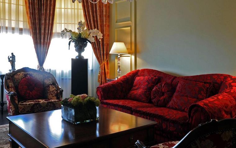 Фото № 63207 гостиная  Квартира