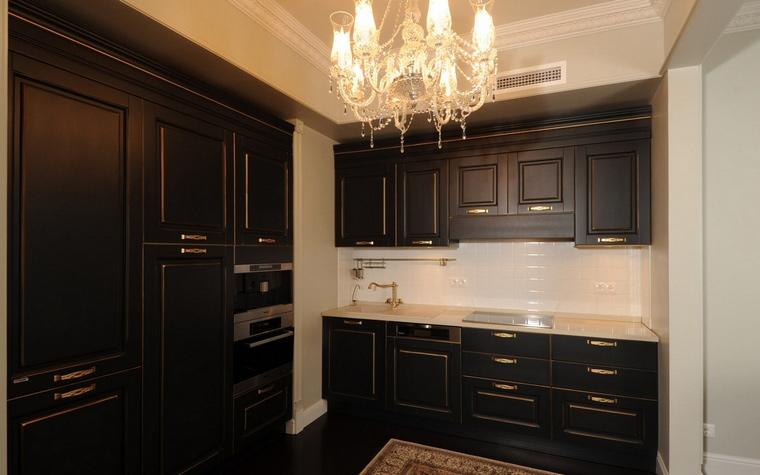 Фото № 63211 кухня  Квартира