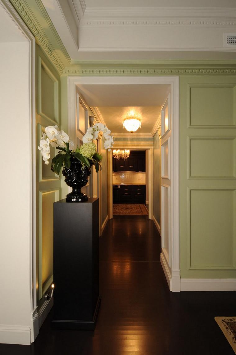 Квартира. холл из проекта , фото №63221