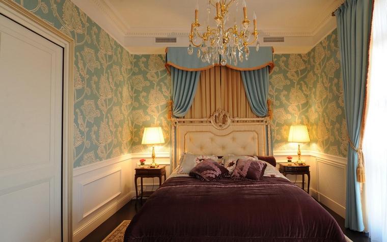 Фото № 63214 спальня  Квартира
