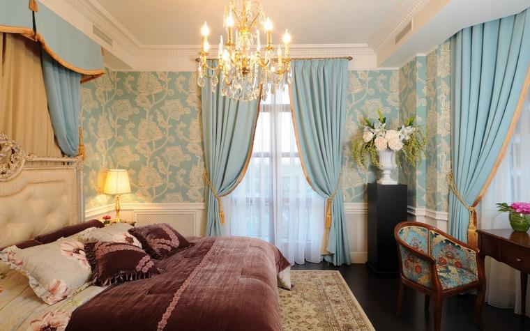 Фото № 63215 спальня  Квартира