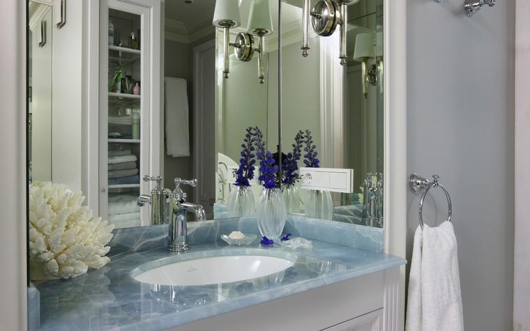 Фото № 63229 ванная  Квартира
