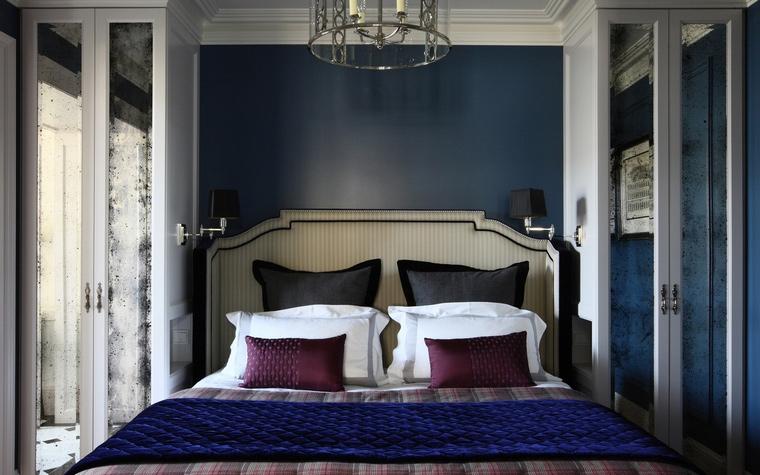 Фото № 63228 спальня  Квартира