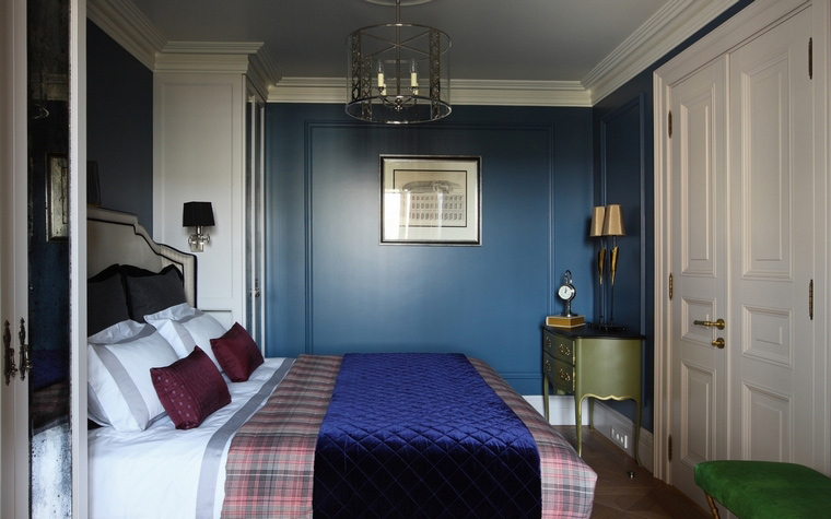 Фото № 63227 спальня  Квартира